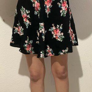Women's Flower Skirt | A cut